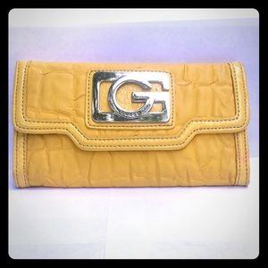 Guess Wallet yellow